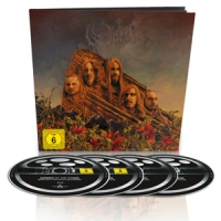Opeth Garden Of The Titans (limited Deluxe)