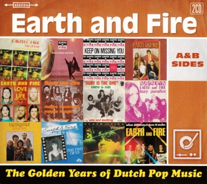 Earth & Fire Golden Years Of Dutch Pop Music