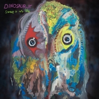 Dinosaur Jr. Sweep It Into Space (opaque Dark Pu