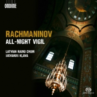 Rachmaninov, S. All-night Vigil -sacd-