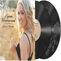 Underwood, Carrie Some Hearts -etched-