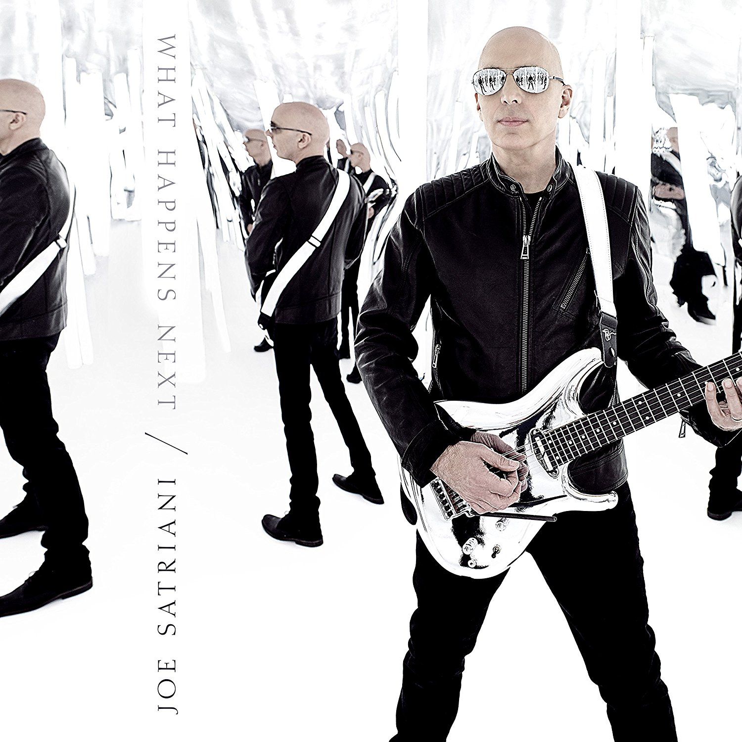 Satriani, Joe What Happens Next -deluxe-