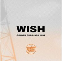 Golden Child Wish -cd+book-