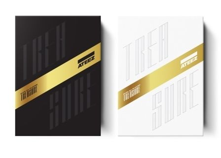 Ateez Treasure Ep.fin : All To Action / A Version Or Z Versio