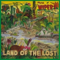 Wipers Land Of The Lost -clrd-