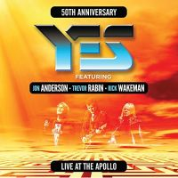 Yes Featuring Jon Anderson, Trevor Live At The Apollo