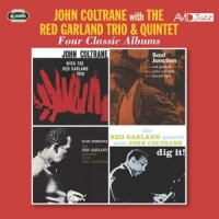 Coltrane, John & The Red Four Classic Albums -box Set-