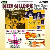 Gillespie, Dizzy All Star Sessions Three