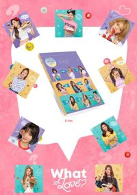 Twice What Is Love? -cd+book-
