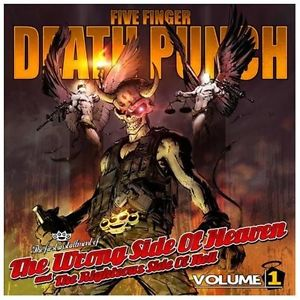 Five Finger Death Punch Wrong Side Of Heaven ... 1