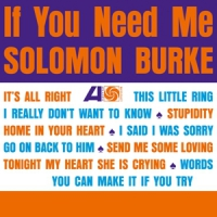 Burke, Solomon If You Need Me -hq-