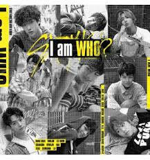 Stray Kids I Am Who -cd+book-