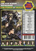 Exo War: The Music/ Korean Version -repackag-
