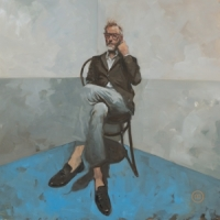 Berninger, Matt Serpentine Prison / Opague Blue Vinyl
