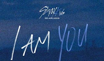 Stray Kids I Am You -cd+book-