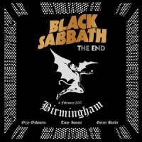Black Sabbath The End  Live From Birmingham)&the