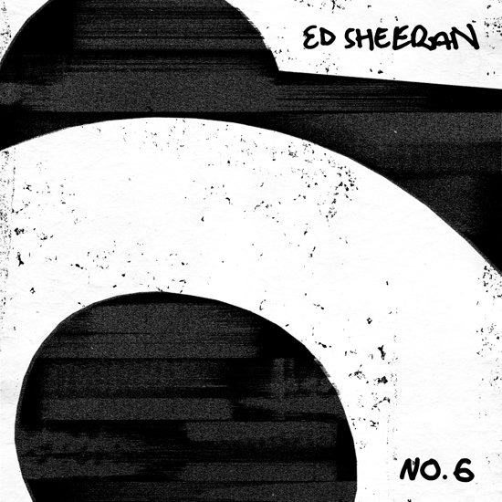 Sheeran, Ed No.6 Collaborations Project