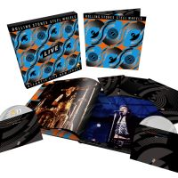 Rolling Stones Steel Wheels Live (3cd/2dvd/bluray Box)