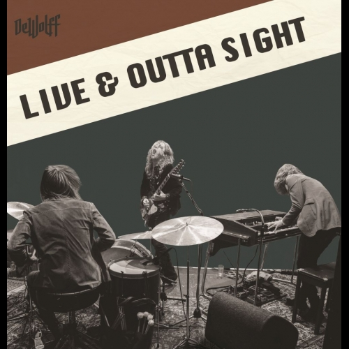 Dewolff Live & Outta Sight -coloured-