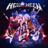 Helloween United Alive -br+dvd-