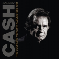 Cash, Johnny Complete Mercury Albums 1986-1991