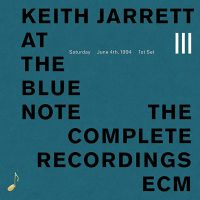 Jarrett, Keith At The Blue.. -reissue-