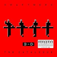 Kraftwerk 3-d The Catalogue -box-