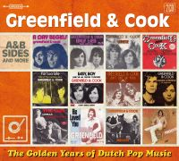 Greenfield & Cook Golden Years Of Dutch Pop Music