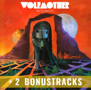 Wolfmother Victorious (+ 2 Bonustracks)