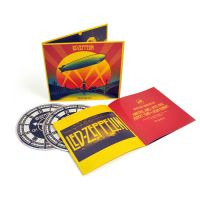 Led Zeppelin Celebration Day -2cd-