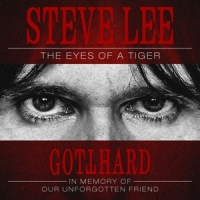 Steve Lee - The Eyes Of A Tiger -digi-