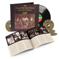 Deja Vu -50th Anniversary Lp+4cd-