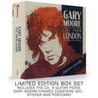 Live From London (box Set)
