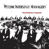 Welcome Interstate Managers / Red Vinyl -ltd-