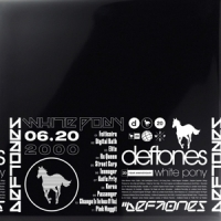 White Pony -20th Anniversary 4lp-
