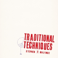 Traditional Techniques / Red Vinyl, Indie Only -indie-