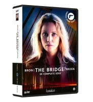 Bridge - Seizoen 1-4 -box-