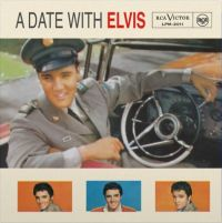 A Date With Elvis -coloured-