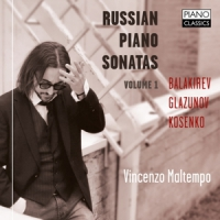 Russian Piano Sonatas Vol
