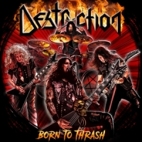 Born To Thrash (live In Germany) -digi-