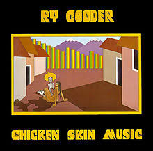 Chicken Skin Music -geel-