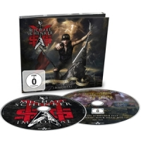 Immortal -limited Bluray+cd-