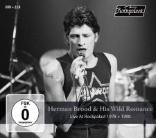 Live At & 1990/ & His Wild Romance -cd+dvd-