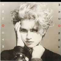 Madonna -limited Transparant-