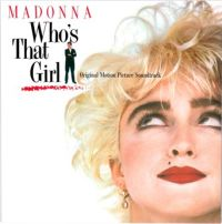 Who's That Girl -limited Transparant-