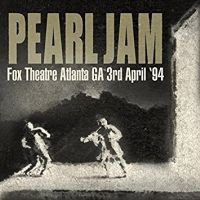 Fox Theatre, Atlanta Ga 3rd Apr '94