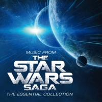 Music From The Star Wars Sage -coloured_