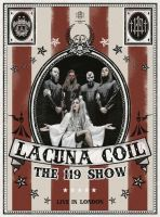 119 Show - Live In London / 2cd+blry+dvd