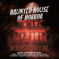 Haunted House Of -clrd-