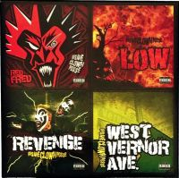 Red Fred, Low, Revenge, West Vernor Ave.